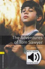 OBL 1 The Adventures of Tom Sawyer with Audio Download (access card inside)
