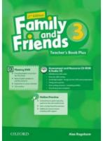 Family and Friends (2nd Edition) 3 Teacher's Book Plus
