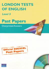 London Tests of English. Level 3: Student's Book+Key+CD