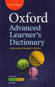 Oxford Advanced Learner's Dictionary. International Student's Edition (9th) with DVD