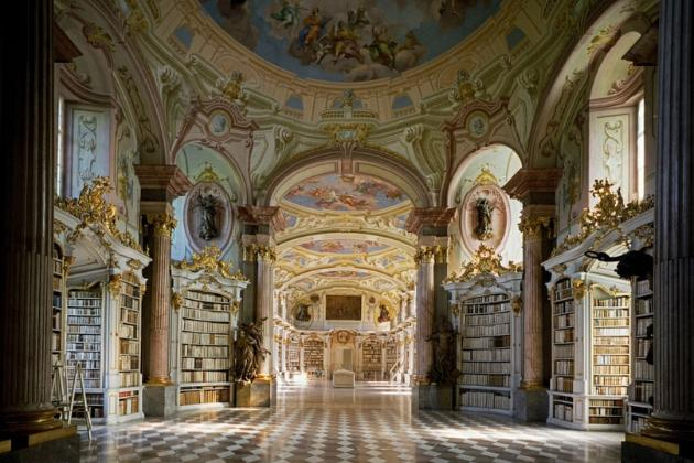 The world's most beautiful libraries – in pictures