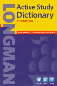 Active Study Dictionary 5th Edition+CD-ROM