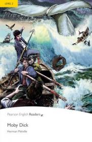 Penguin Readers Level 2: Moby Dick with MP3 audio CD
