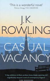 The Casual Vacancy.