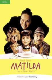 Penguin Readers Level 3: Matilda with MP3 audio CD