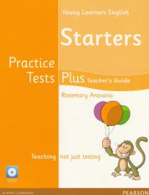 Young Learners English. Starters: Practice Tests plus Teacher's Guide + Multy-ROM