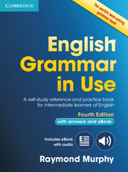 English Grammar in Use 4th Edition with Answers and eBook