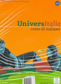 UniversItalia A1/B1 Pack(libro+esercizi+CDs)
