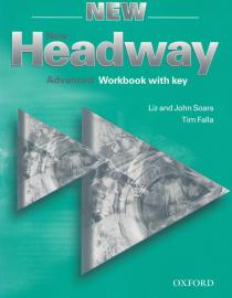 New Headway 2nd Edition Advanced: Workbook with Key