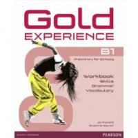 Gold Experience B1 Grammar & Vocabulary WB