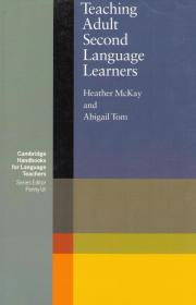 Teaching Adult Second Language Learners. Cambridge Handbooks for Language Teachers.