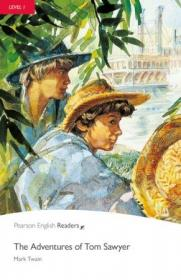 Penguin Readers Level 1: The Adventures of Tom Sawyer with Audio CD Pack