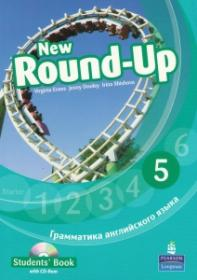 New Round-Up 5: Student's Book+CD-ROM