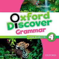 Oxford Discover 4 Grammar Class Audio CD