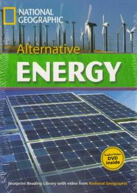 Alternative Energy. National Geographic. C1 with DVD