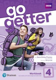 Go Getter 4: Workbook with Extra Online Practice access code