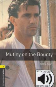 OBL 1: Mutiny on the Bounty with Audio Download (access card inside)