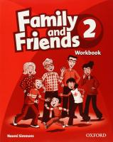 Family and Friends 2 Workbook