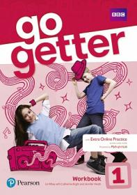 Go Getter 1: Workbook with Extra Online Practice access code
