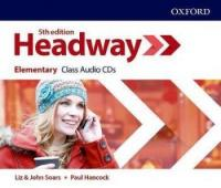 Headway (5th edition) Elementary Class Audio CDs