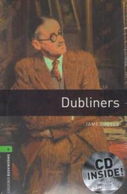 Oxford Bookworms Library 6. Dubliners with CD