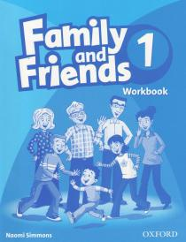 Family and Friends 1:Workbook