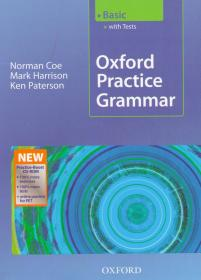 Oxford Practice Grammar Basic with Tests CD-ROM
