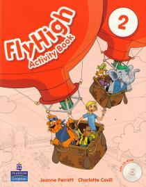 Fly High 2: Activity Book+CD