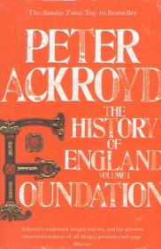 Foundation: The History Of England. Volume 1.