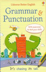 Grammar & Punctuation with exercises to test your skills