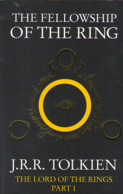 The Lord of The Rings. Part 1. The Fellowship of the Ring обложка книги